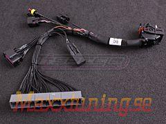 MaxxECU Plugin harness Mitsubishi EVO IV - VIII