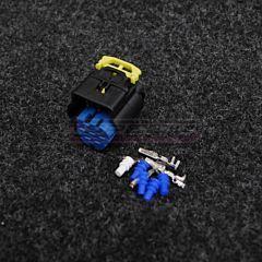 5-napainen Bosch Trapez liitin, code B