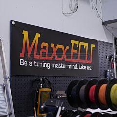MaxxECU Banderolli