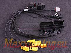 MaxxECU RACE Plugin harness Audi S4 2.7 turbo (ME 7.1)