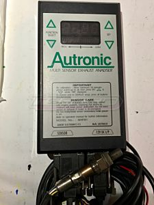 Autronic AFR meter MAFM1 + NTK Lambda sensor USED!!